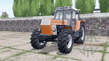 Zetor 12045 Crystal color configurations для Farming Simulator 2017